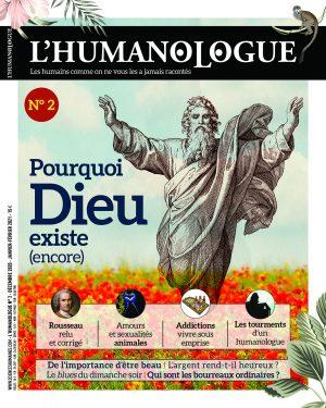 Couverture du numéro 2 de L'Humanologue