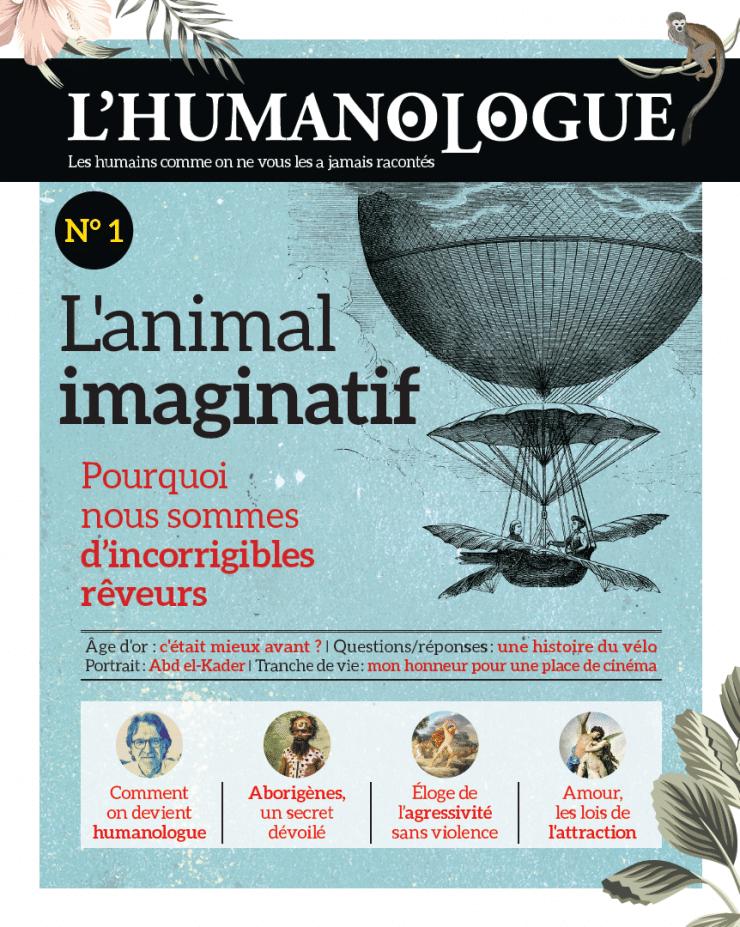 Couverture du premier numéro de l'Humanologue